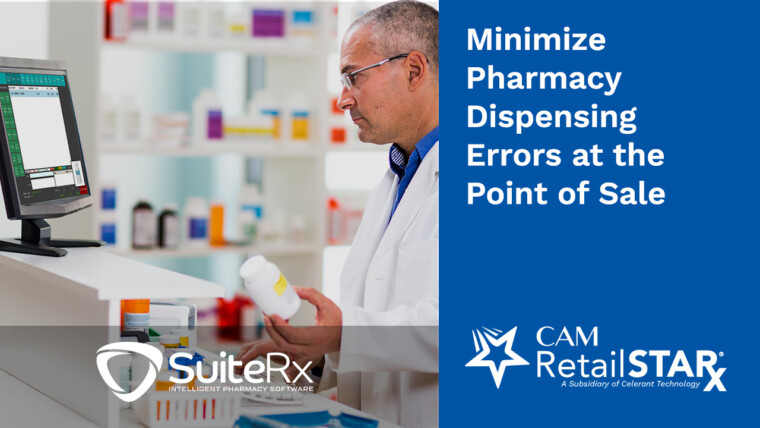 RetailSTARx Point of Sale Integrates with SuiteRx to Minimize Prescription Dispensing Errors at Point of Sale